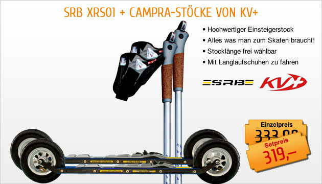 SRB Cross Skate XRS01
