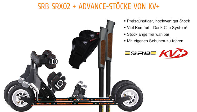 SRB Cross Skate XRS02