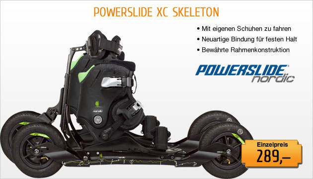 Powerslide Skeleton